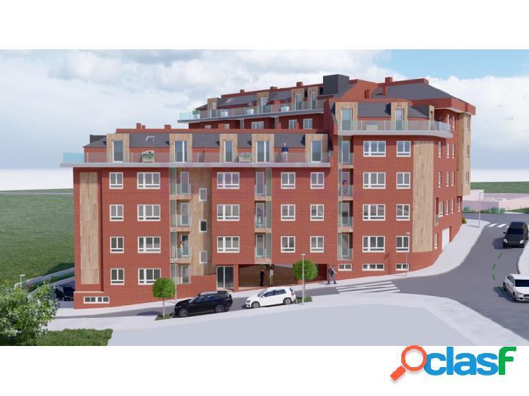 En el centro de castro urdiales espectacular ático con terraza de 60 m2 con increíbles vistas al puerto y sta. maria
