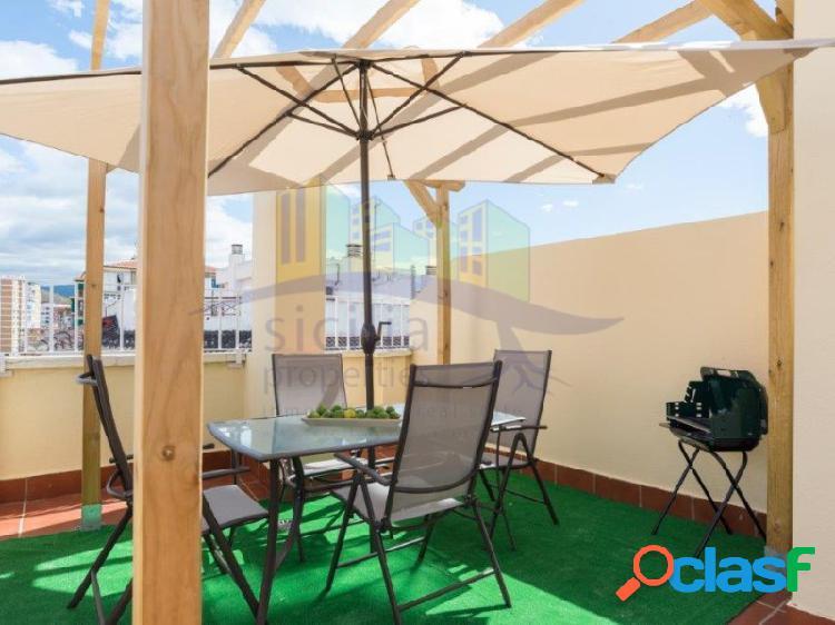 Ático, terraza de 45 m2, nuevo. no hay nada más que decir...