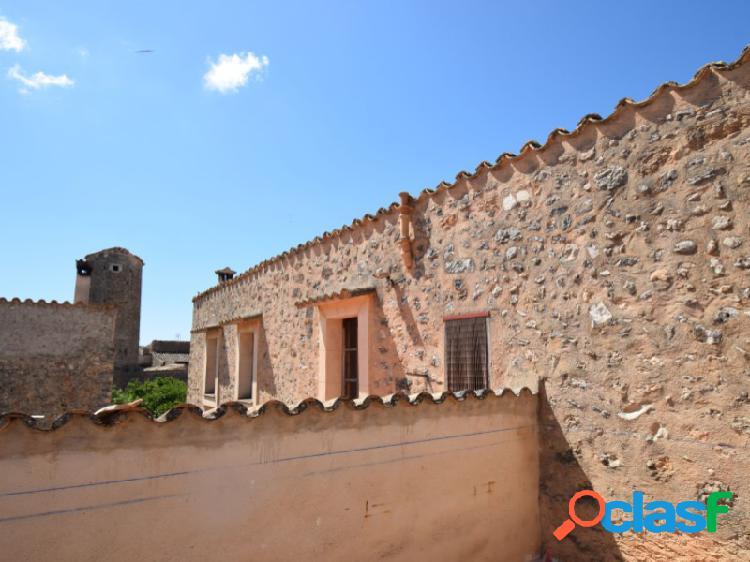 Dúplex a estrenar reformado con terraza y mucho carácter en el precioso pueblo de biniali
