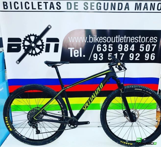 Bicicleta Specialized Epic Ht Comp Carb243N 29