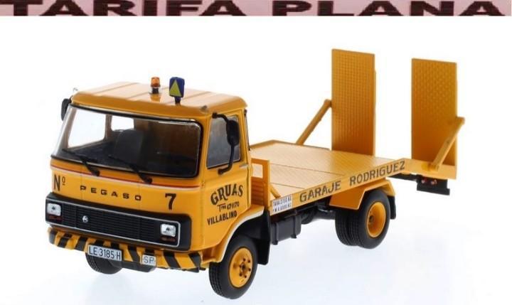 Camion grua pegaso s-515 garaje rodriguez 1980 escala 1:43