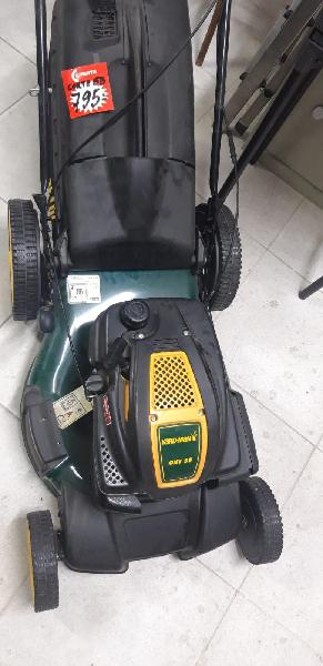 Cortacésped gasolina motor mtd ohv 5,5 cv nuevo