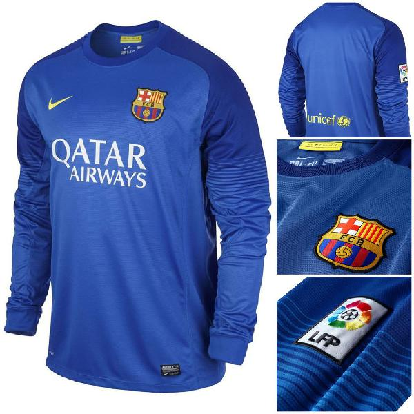 Camiseta portero fc barcelona