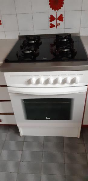 Cocina de gas i horno