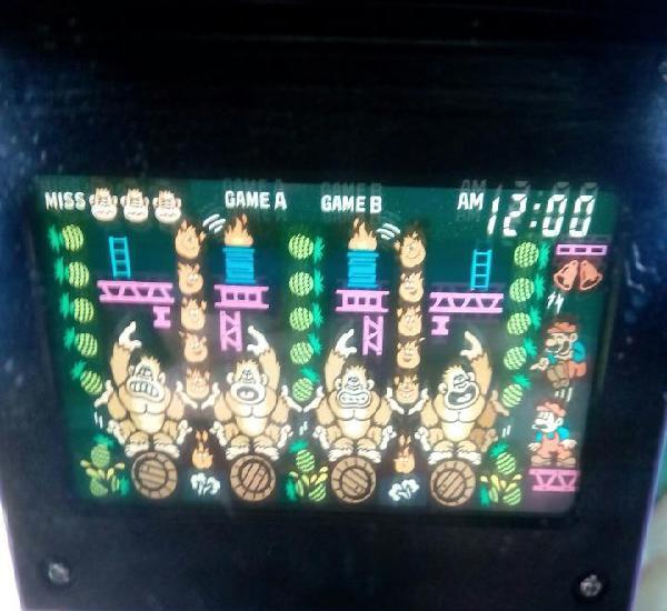 Donkey kong circus nintendo game watch
