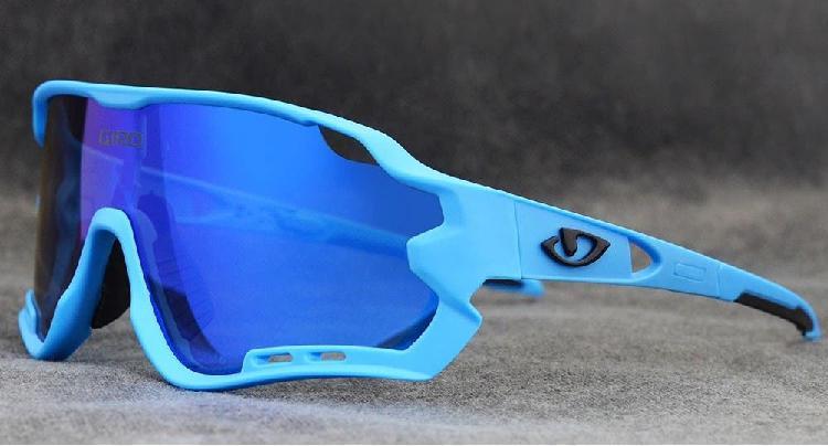 Gafas polarizadas giro de sol azul