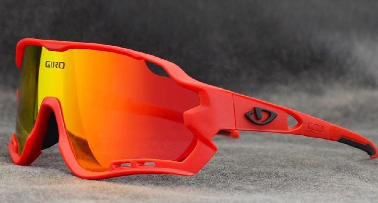 Gafas polarizadas giro de sol naranja
