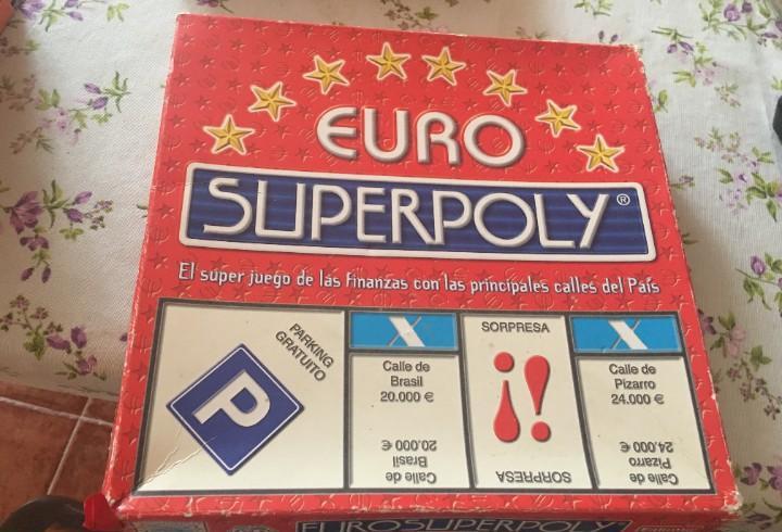 Juego euro superpoly