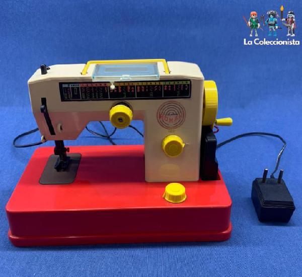 Maquina de coser de juguetes román - funciona - ver video