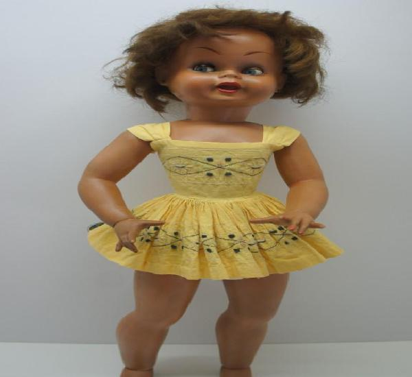 Muñeca güendalina de famosa toda de celuloide (le falta