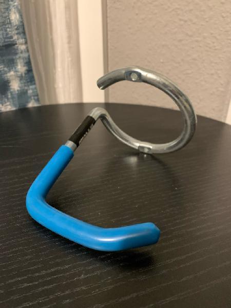 Nuevo: soporte para colgar bicicleta en pared