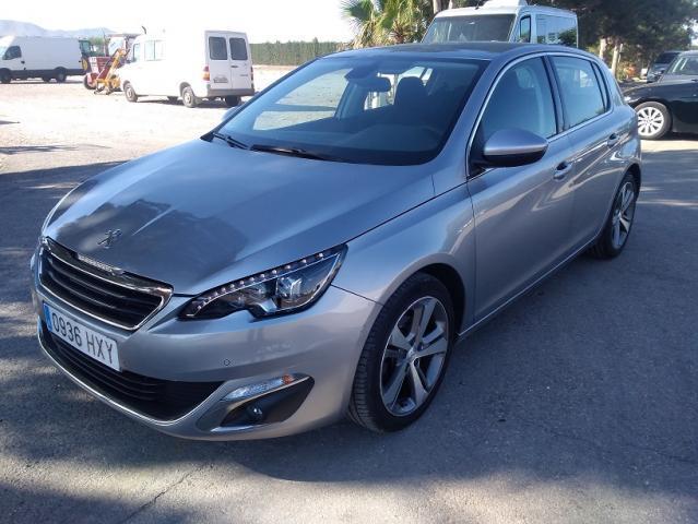 Peugeot 308 1.6 hdi allure 115 cv.