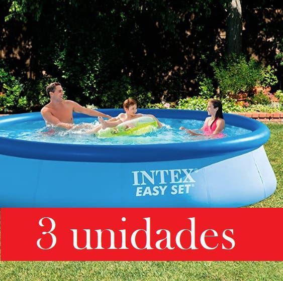 Piscina hinchable intex 366*76 para niños, adultos