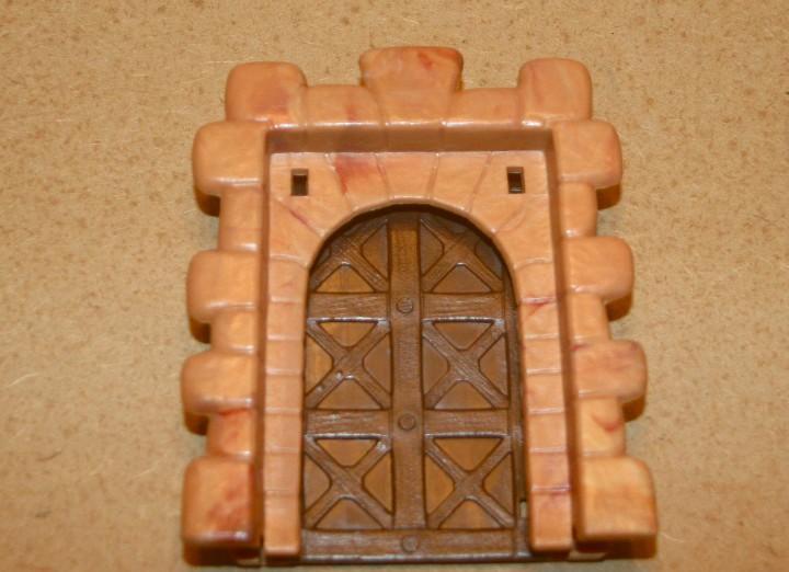 Puerta grande exin castillos