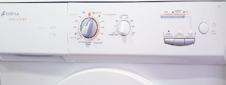 Referencia 0262. ocasión. lavadora edesa zen-l