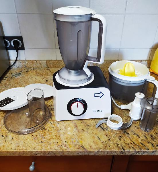 Robot de cocina bosch multifunción