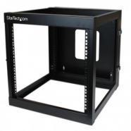 Startech.com - rack de acero de marco abierto de pared 12u