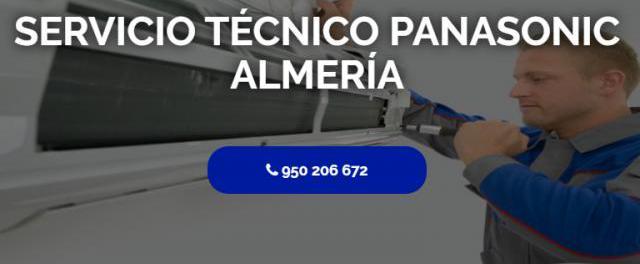 Servicio técnico panasonic almeria 950206887
