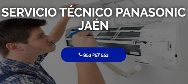 Servicio técnico panasonic jaén 953274259