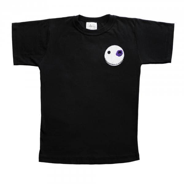 Camiseta black smile