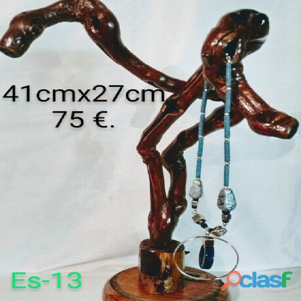 Esculturas de madera 2