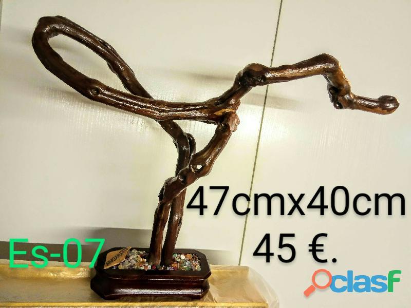 Esculturas de madera 4