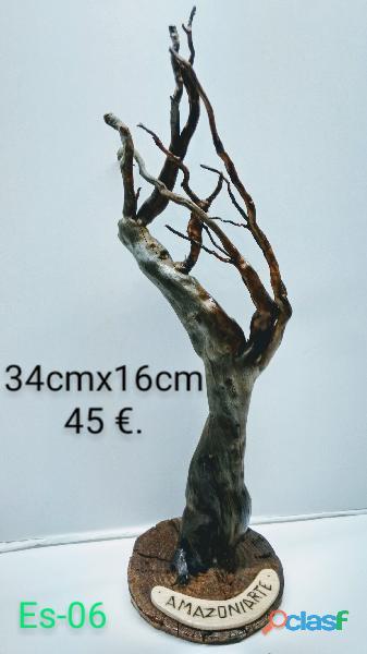 Esculturas de madera 5