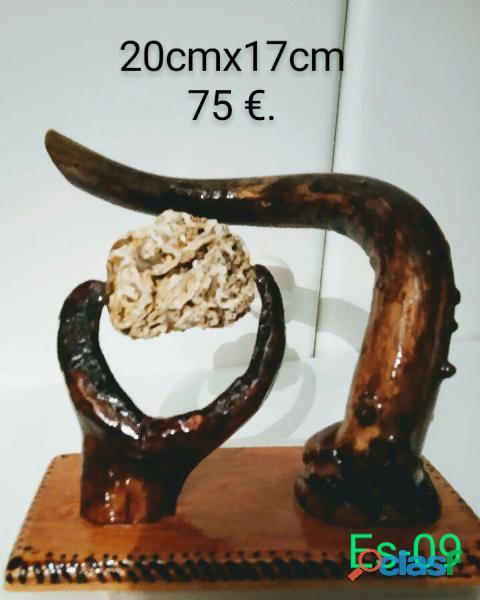 Esculturas de madera 6