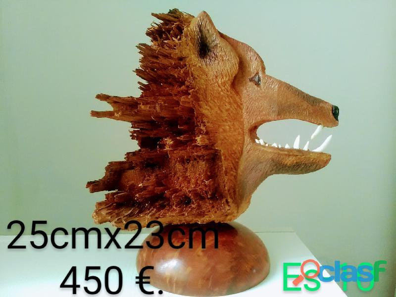 Esculturas de madera 7