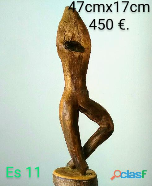 Esculturas de madera 9