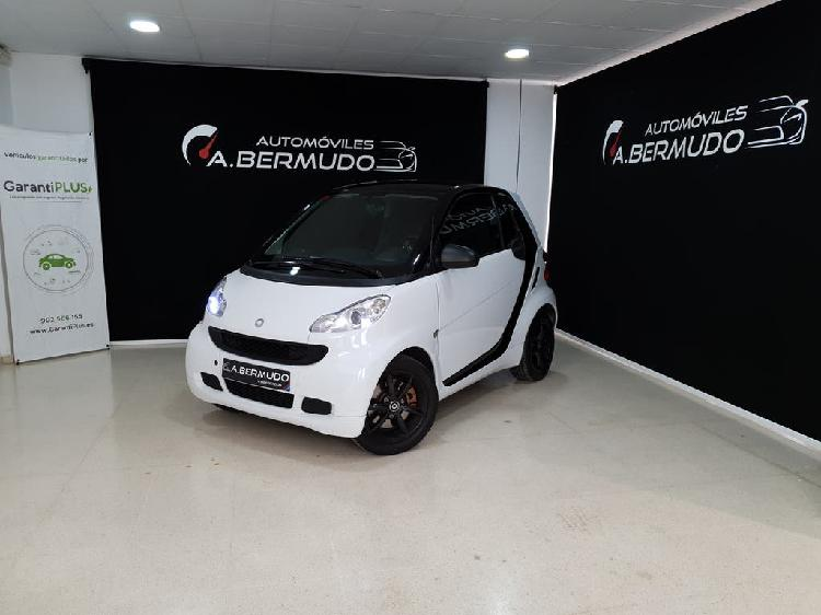 Smart fortwo 2010 coupe