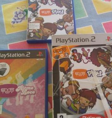 Eye toy. play station 2