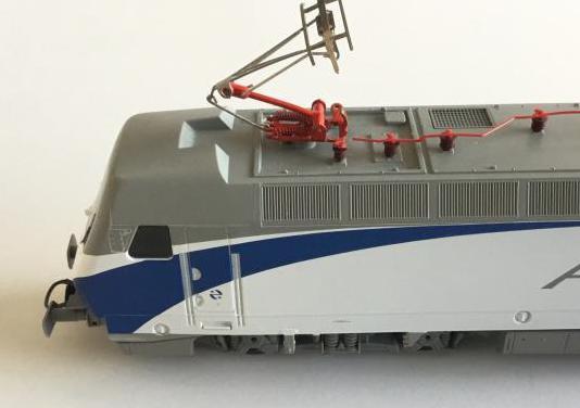 Locomotora lima renfe 252-026 arco escala h0 ho