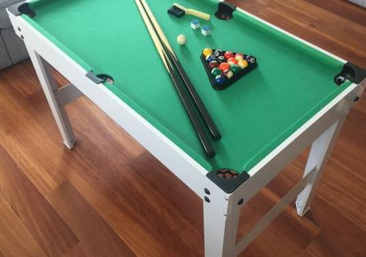 Mesa multijuegos - billar ping-pong hockey mesa