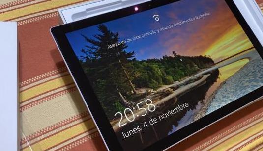 Microsoft surface pro, i5