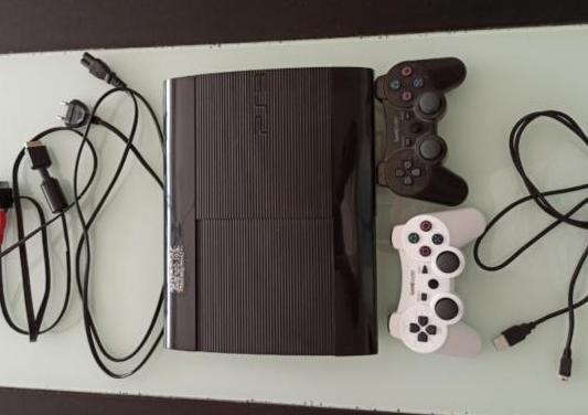 Play station 3 -500 gb volante 14 juegos