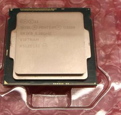 Procesador intel pentium g3260 3.3 ghz lga1150