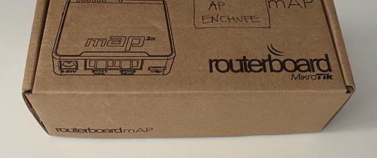 Punto de acceso wifi routerboard mikrotik map 2n
