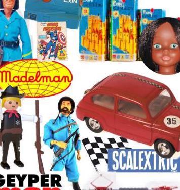 Scalextric juguetes antiguos
