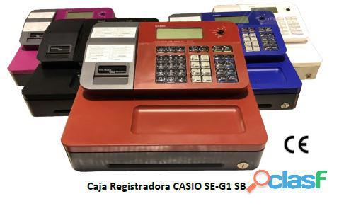 Caja registradora casio se g1 sb... 161 €...