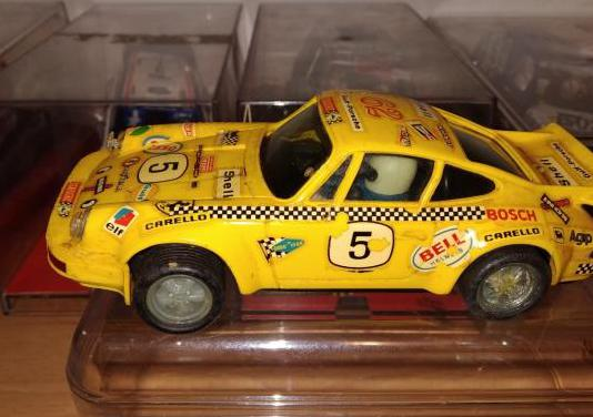 Coches exin y scalextric