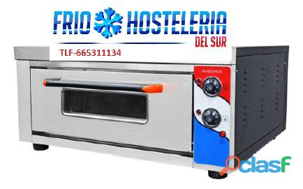 Horno pizza a gas simple... 665 €...