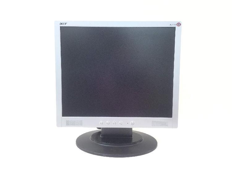 Monitor crt acer al1715