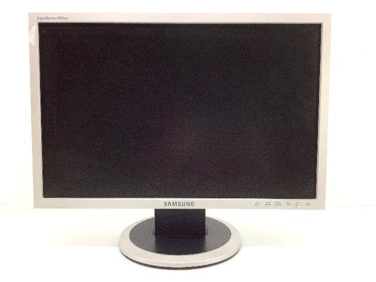 Monitor tft samsung syncmaster 940