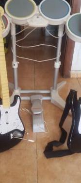 Pac de guitarras de la wui