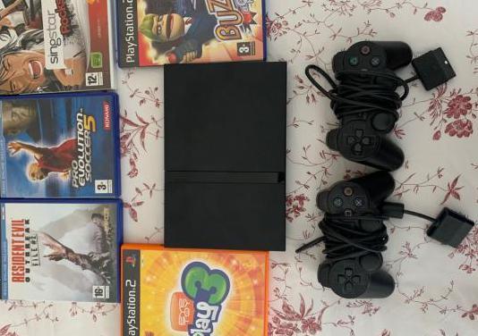 Play station 2 con accesorios