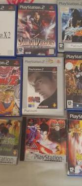 Video juegos de play 1y play dos