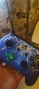 Xbox one mando y casco gamers con 3 juegos