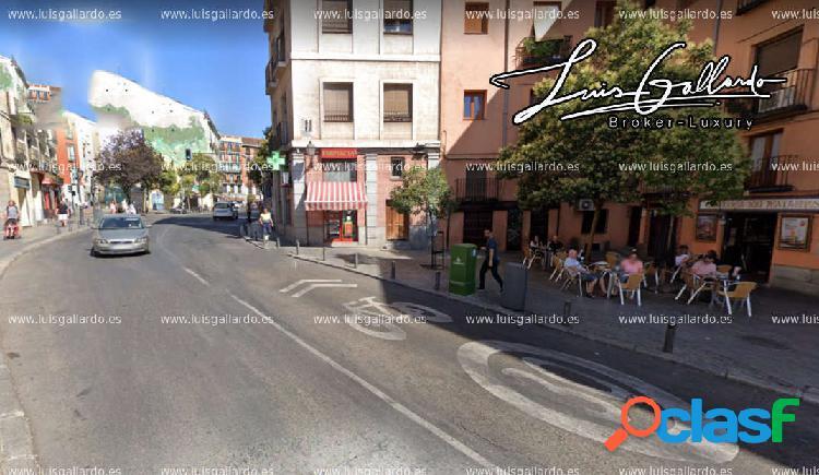 Venta local comercial - palacio, centro, madrid [230210/local rentabilidad]