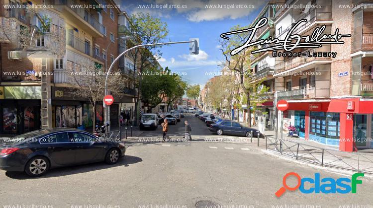 Venta local comercial - pueblo nuevo, ciudad lineal, madrid [230191/local rentabilidad]